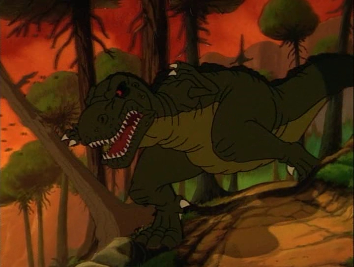 Image - T-Rex.jpg | Land Before Time Wiki | FANDOM powered by Wikia
