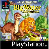 The Land Before Time Big Water Adventure