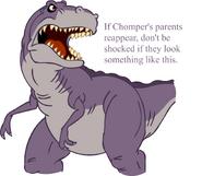 Chomper parent redesign