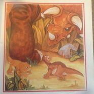 The Land Before Time - The Illustrated Story Part 4