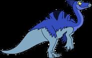 NLanc Deinocheirus