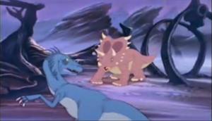 Pentaceratops vs. Unquillosaurus