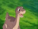 54-Littlefoot tells his friends they have to go rescue Ducky themselves