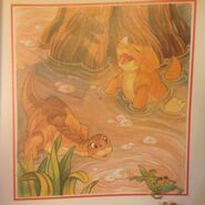 The Land Before Time - The Illustrated Story Part 5