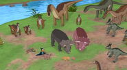 Argentinosaurus TLBT