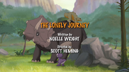 The Lonely Journey title