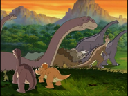 A Stoned Apatosaurus Louisae