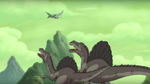 Hermit of Black Rock Spinosaurus 3