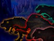 Spooky baryonyx