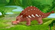 JOTB Ankylosaurs