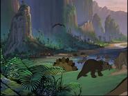 Light-faced sauropods