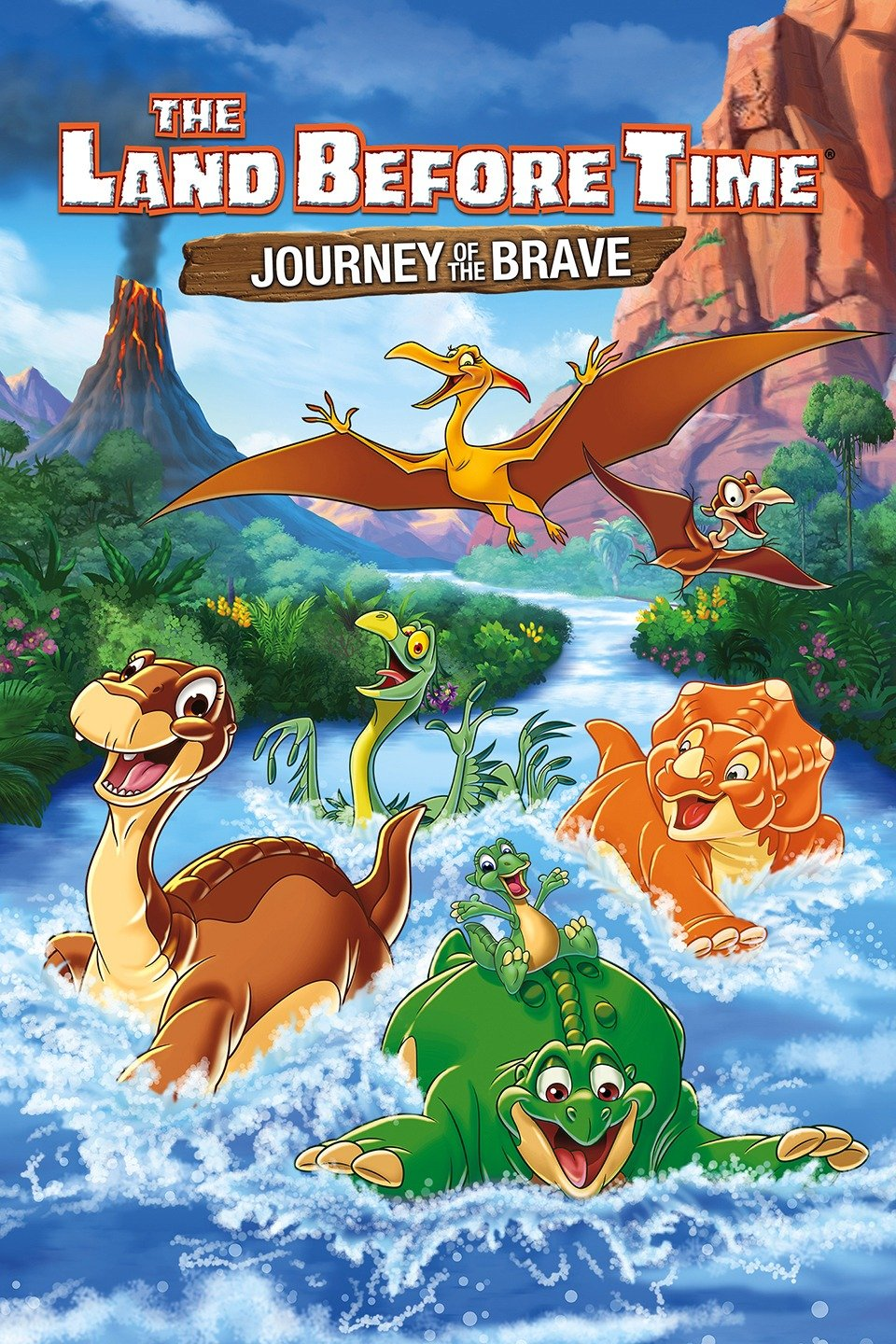 The Land Before Time XIV: Journey of the Brave | Land ...