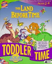 The Land Before Time Toddler Time