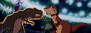 Sharptooth VS Rex