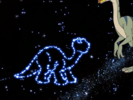 23-A starlight Littlefoot in the universe (Imagination)