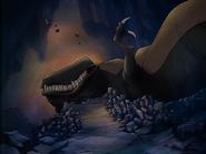 Sharptooth dead