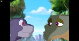 Chomper and Spike