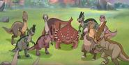 Dopey Camarasaur