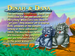 Dinah Dana species