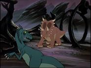 Dromaeosaurus vs Chasmosaurus