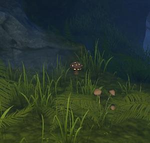 Exploding-mushroom