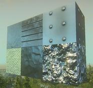 Silver-textures-demo