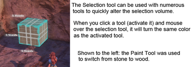 Selection Tool demo