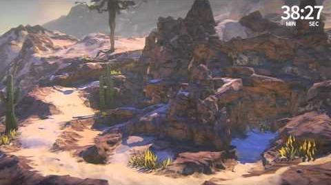 EverQuest Next Landmark Timelapse Video 1