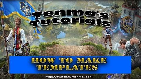 Everquest Next Landmark - How to Create a Template