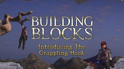 Building Blocks Introducing the Grappling Hook