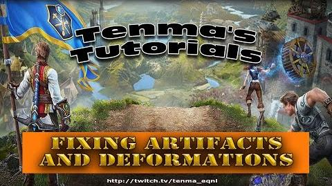 EverQuest Next Landmark - Tutorial Fixing Artifacts and Deformations