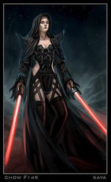 Sith lady2