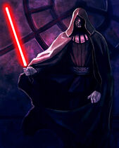 Sith Lord by overdrivezero