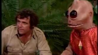 Land of the lost season 1 episode 6 The Stranger 1974