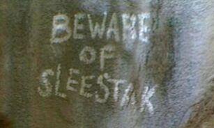 Bewareofsleestak