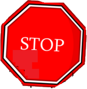 Stop Sign Body