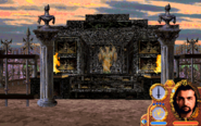 Dracoid Cemetery - Teleporter