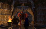 Dawn and Baccata - Draracle's Chambers - 1