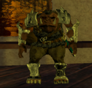 Orc in Tavern
