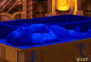 Richard Poisoned Shroud Restored