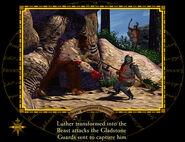 Guardians of Destiny Official Screenshot Beast vs Guards