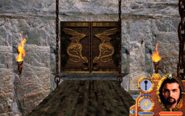 Draracle's Cave LOLGOD - Door to Draracle's Chambers