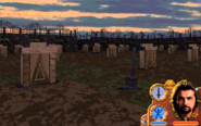 Dracoid Cemetery - Graveyard
