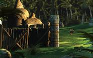 Shalla's Child Dancing Village