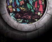 Ak'Salar and Ka'Dan stain-glass III Installer