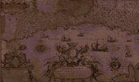Map from Dark Halls