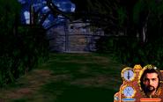 Dracoid Cemetery - Entrance