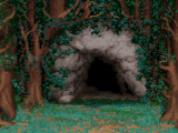 Draracle's Cave (Lands of Lore: The Throne of Chaos)