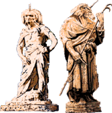 Ancients Statue 2
