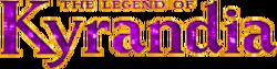 Legend of Kyrandia logo